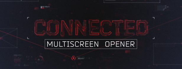 Connected MultiScreen Opener Freeze Frame Trailer (Special Events)